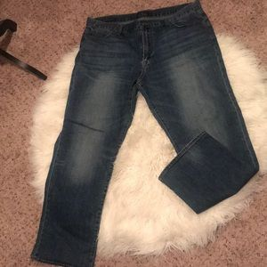 Lucky Brand jeans. W38 L30